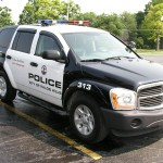 Palos Hills Police Department Supervisor's Vehicle