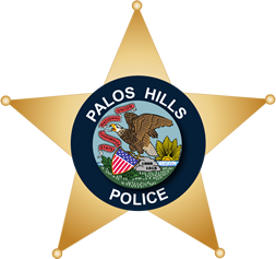Palos Hills Police Department Star